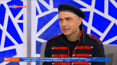 """Класацията за независима българска музика """"Ново 10+2"""" става на 8 години"""