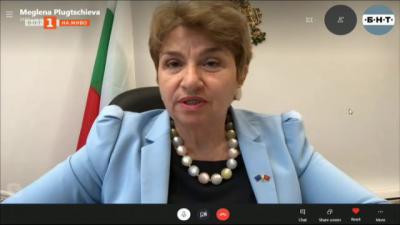 Посланик Плугчиева: Ситуацията в Черна гора е е много сложна