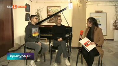 Клавирното дуо Шаламов гостуват на Софийската филхармония