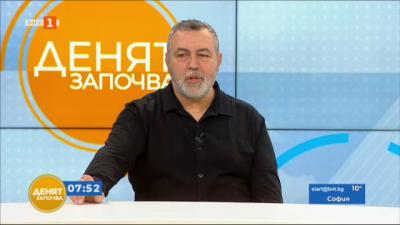 Христо Мутафчиев, председател на САБ: Водим разговори за продължаване финансирането на сценичните институти