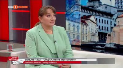 Сачева: Бюджетът има връзка с изборите през 2017 г.