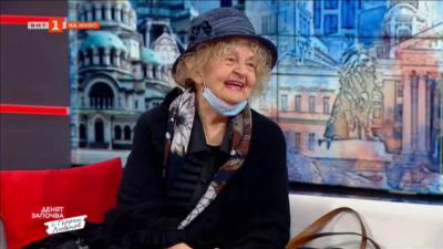 Публиката я обича! Голямата актриса Татяна Лолова пред Георги Любенов
