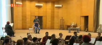 """""""Севилският бръснар"""" на сцената на Държавната опера в Русе"""