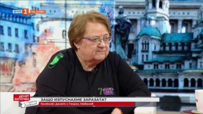 Проф. Радка Аргирова: Доста хора, които имат симптоми, не се изследват за коронавирус