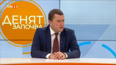 Кметът на Перник: В белодробната ни болница работят едни от най-добрите пулмолози в страната