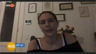 Журналистът Мартина Шопова от Виена: Терорът почука и на нашата врата