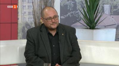 Светлозар Желев за мисията да свързва хората и книгите