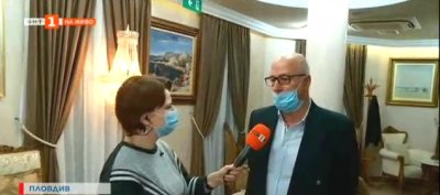 Готови ли са хотелите в Пловдив до приемат болни от COVID-19