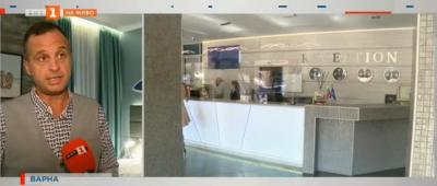 Хотелите във Варна предоставят леглова база за карантинирани пациенти