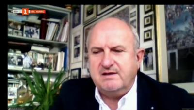 Нашето поколение трябва да реши - бившият македонски премиер Владо Бучковски