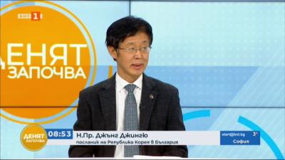 Посланикът на Р. Корея: Имаме само 27 000 заразени от началото на пандемията