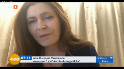 Доц. Михайлова: Терапията на автоимунните заболявания е риск за неблагоприятен ход на COVID инфекцията