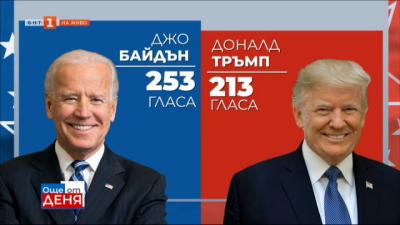 Мирослав Севлиевски: Тези избори са уникални за САЩ - гласуват близо 70% от избирателите