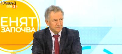 Д-р Стойчо Кацаров очаква повишаване на броя на починалите от COVID