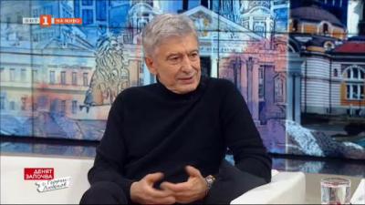 Ириней Константинов: Хората идват в театъра като в място за спасение