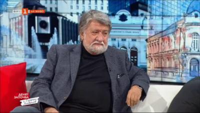 Вежди Рашидов: Държавата не се състои от театри и ресторанти
