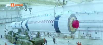 Китай изстрелва сателити за 6G мрежата си