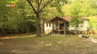Какво е да отгледаш 4 деца в къща в гората в Странджа и да изкарваш хляба си с животновъдство?