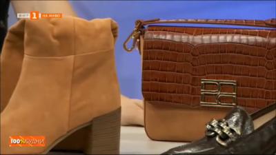 Носталгия към 70-те в чантите и обувките на 21 век