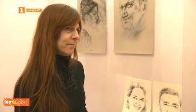 Изложба Доктори без маски на Ева Тенева-Зайков