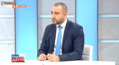 А. Иванов: ГЕРБ ще предложи допълнителни възнаграждения за лекарите и медицинския персонал от догодина