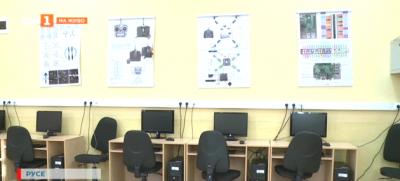 В Русе учениците от 5 до 7 клас учат онлайн