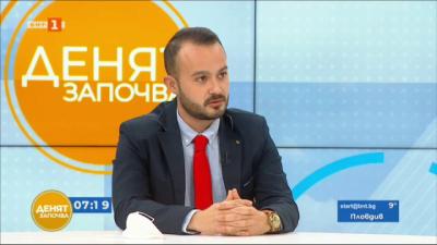 Петър Велков: Ако сега вземем мерки, тогава ще имаме и едни много по-спокойни празници през декември със семействата си
