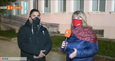 Русенец избра да е доброволец в Белодробната болница на града