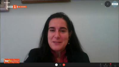 Иновации в неврорентгенология – разговор с проф. Дора Златарева