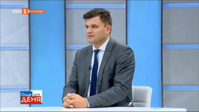 Лъчезар Богданов: По-ниски данъци, повече икономическа свобода и ефективен публичен сектор