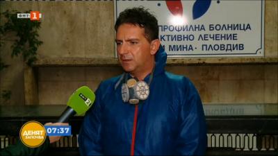 Проф. Петров: Приемът на пациенти с COVID в МБАЛ Св. Мина се е увеличил с над 80%
