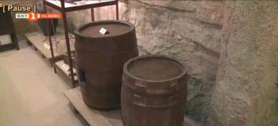 Музеят на виното в Мелник