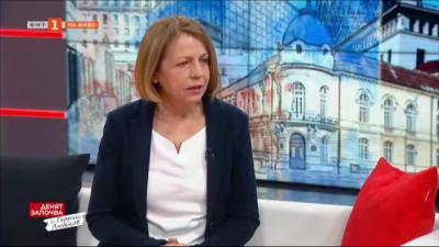Йорданка Фандъкова: Не бива да допускаме отново рязък скок в хоспитализациите - здравната система не би издържала такъв натиск