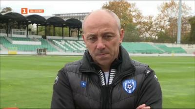 Илиян Илиев: Трябва да подкрепяме националния отбор на България