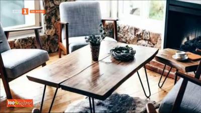 Бутиковите мебели на Любомир Стоев