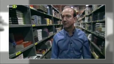 Най-богатият човек в света - Джеф Безос е звезда в документален филм