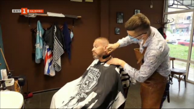 Тънкостите на бръснарския занаят във Видин