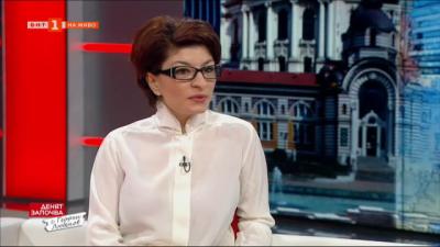 Десислава Атанасова: Може би ще спечелим изборите с това, че сме спазили обещанията си и ангажимента си към тези, които са ни избрали