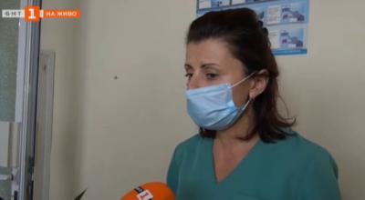 Медици остават в COVID отделение в Бургас