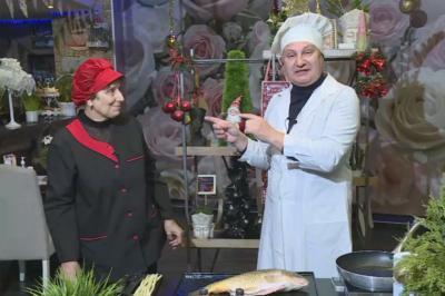 Традиционен шаран по русенски