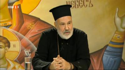 "Как се проповядва с писателство? Разговор с иконом Йоан Карамихалев от столичния храм ""Света София"""