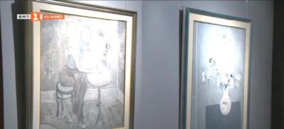 Изложба в памет на художника Йордан Кацамунски в галерия Арте