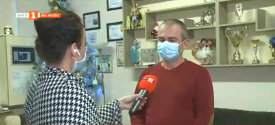 Детска градина и детска ясла за децата на медиците от първа линия във Варна