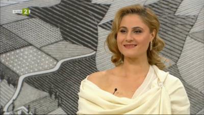 """Диана Гуглина за премиерата на """"Електра"""" в Софийската опера"""