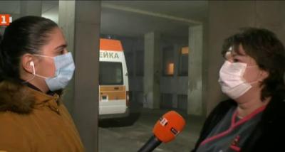 7 от 31 медицински сестри работят в болницата в Свищов