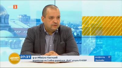 Ивайло Касчиев, КЕВР: Цената на водата намалява там, където няма изпълнени инвестиции
