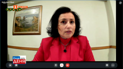 Десислава Танева: Комуникацията ни с министъра на екологията не може да предизвика водна криза