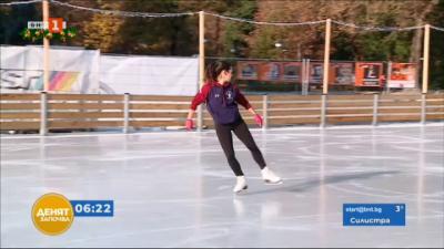 Спазват ли се мерките на ледената пързалка в Пловдив