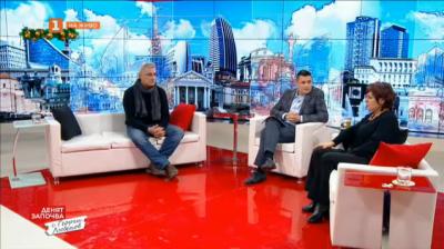 С покана за театрална премиера - гостуват Мария Сапунджиева и Христо Гърбов