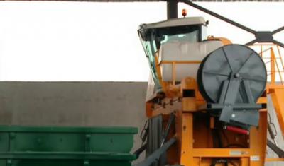 Нова компостираща инсталация ще намали количеството на отпадъците в градини и паркове